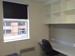 Rooms include guest access to the University network