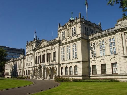 Main Building, Cardiff University