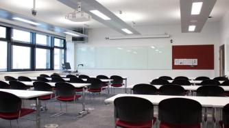 Seminar rooms for panels