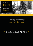Download the BARS 2015 programme